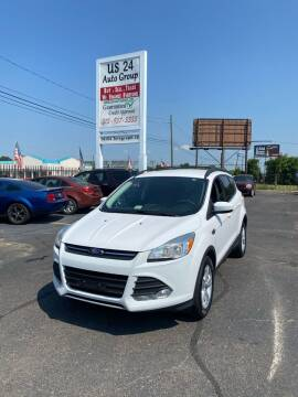 2014 Ford Escape for sale at US 24 Auto Group in Redford MI