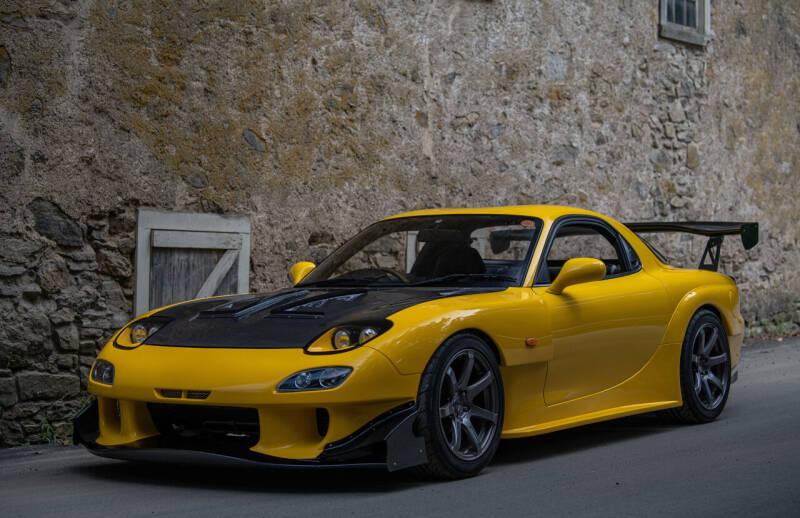1993 Mazda Efini RX-7 for sale at Forbidden Motorsports in Livingston NJ