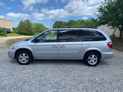 2007 Dodge Grand Caravan for sale at MEEK MOTORS in North Chesterfield VA