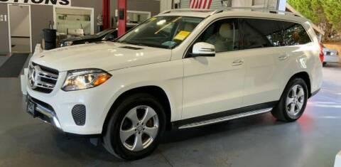 2017 Mercedes-Benz GLS for sale at Klassic Cars in Lilburn GA