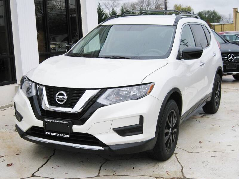 2017 Nissan Rogue for sale at Avi Auto Sales Inc in Magnolia NJ