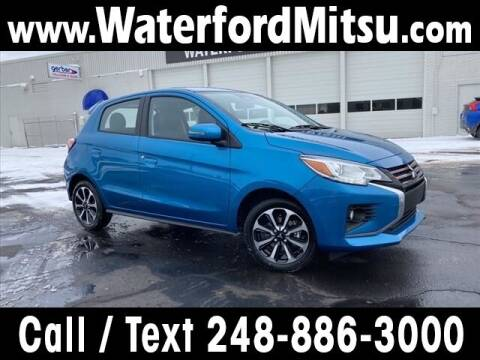 2021 Mitsubishi Mirage for sale at Lasco of Waterford in Waterford MI