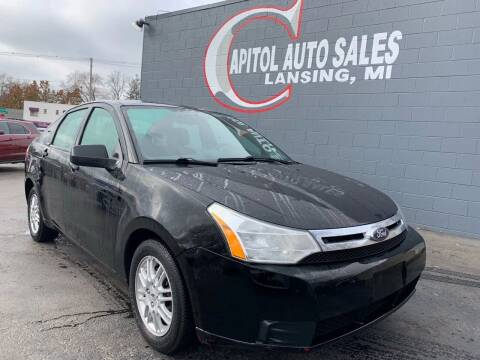 2011 Ford Focus for sale at Capitol Auto Sales in Lansing MI