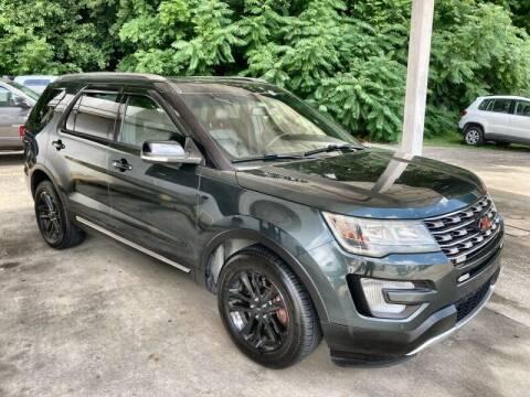 2016 Ford Explorer for sale at McAdenville Motors in Gastonia NC