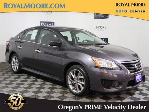 2013 Nissan Sentra for sale at Royal Moore Custom Finance in Hillsboro OR