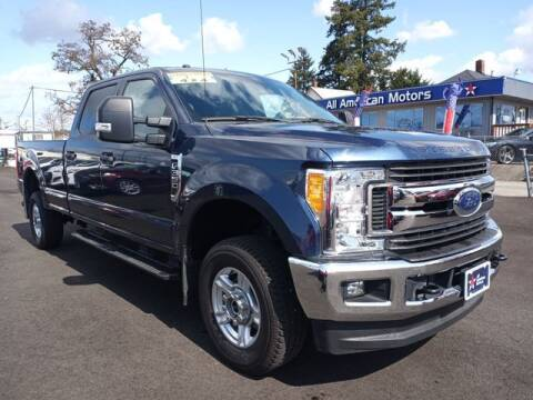 2017 Ford F-350 Super Duty for sale at All American Motors in Tacoma WA