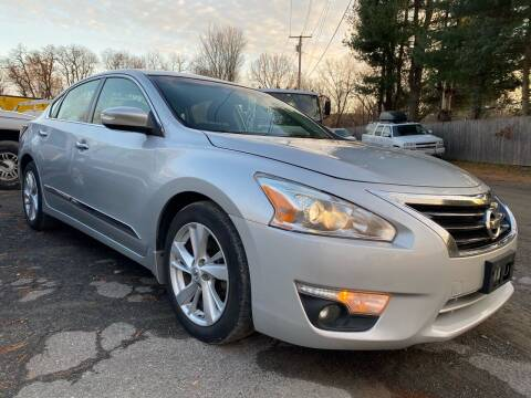 2015 Nissan Altima for sale at D & M Auto Sales & Repairs INC in Kerhonkson NY