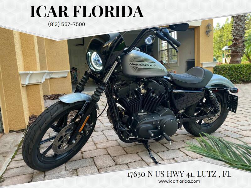2020 Harley-Davidson Sportster Iron 1200 for sale at ICar Florida in Lutz FL