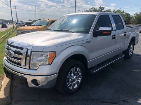 2010 Ford F-150 for sale at Kasterke Auto Mart Inc in Shawnee OK