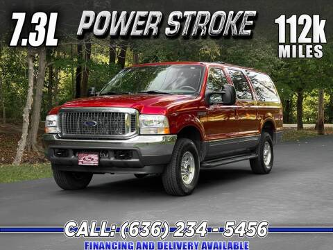 2002 Ford Excursion for sale at Gateway Car Connection in Eureka MO