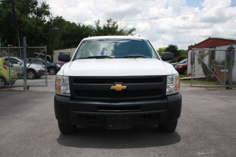 2013 Chevrolet Silverado 1500 for sale at Fabela's Auto Sales Inc. in Dickinson TX