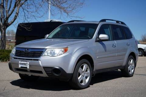2010 Subaru Forester for sale at COURTESY MAZDA in Longmont CO