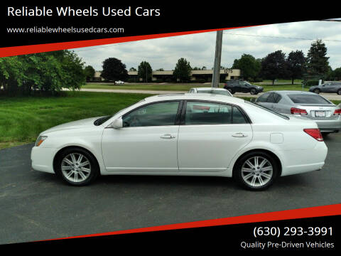 2007 Toyota Avalon for sale at Reliable Wheels Used Cars in West Chicago IL