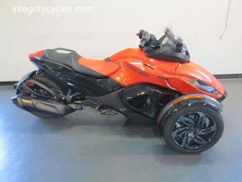 2016 Can-Am SPYDER RS-S for sale at INTEGRITY CYCLES LLC in Columbus OH