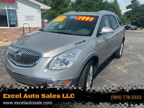2008 Buick Enclave for sale at Excel Auto Sales LLC in Kawkawlin MI