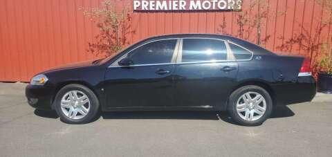 2008 Chevrolet Impala for sale at PREMIERMOTORS  INC. in Milton Freewater OR