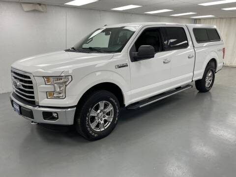 2016 Ford F-150 for sale at Kerns Ford Lincoln in Celina OH