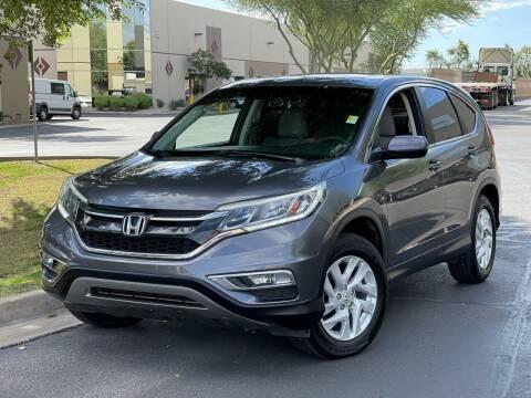 2015 Honda CR-V for sale at SNB Motors in Mesa AZ