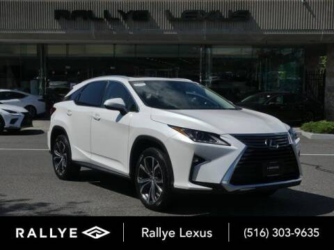 2017 Lexus RX 350 for sale at RALLYE LEXUS in Glen Cove NY