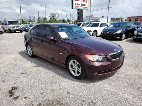 2008 BMW 3 Series for sale at Jamrock Auto Sales of Panama City in Panama City FL