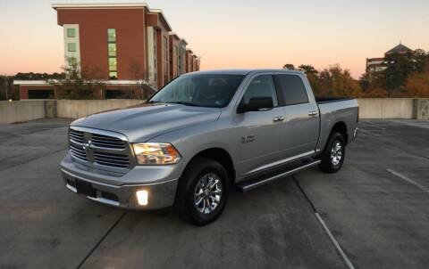 2013 RAM Ram Pickup 1500 for sale at Alex's Auto Sales in Virginia Beach VA