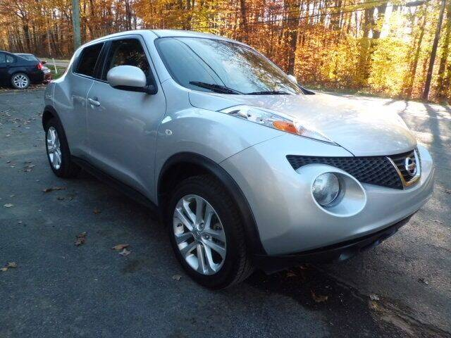 2014 Nissan JUKE for sale at Boot Jack Auto Sales in Ridgway PA