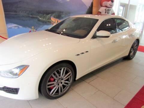 2018 Maserati Ghibli for sale at Adams Auto Group Inc. in Charlotte NC