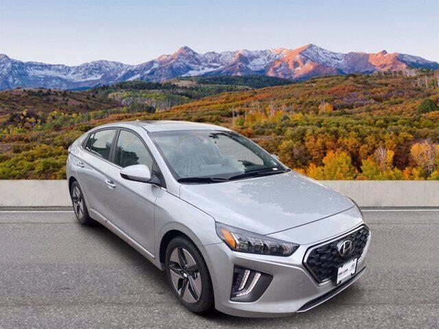 2021 Hyundai Ioniq Hybrid for sale in Colorado Springs, CO