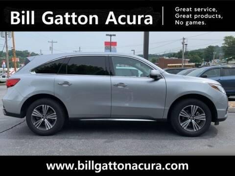 2018 Acura MDX for sale at Bill Gatton Used Cars - BILL GATTON ACURA MAZDA in Johnson City TN