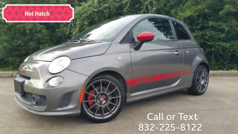 2013 FIAT 500 for sale at Houston Auto Preowned in Houston TX