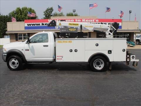 2012 RAM Ram Chassis 5500 for sale at Kents Custom Cars and Trucks in Collinsville OK