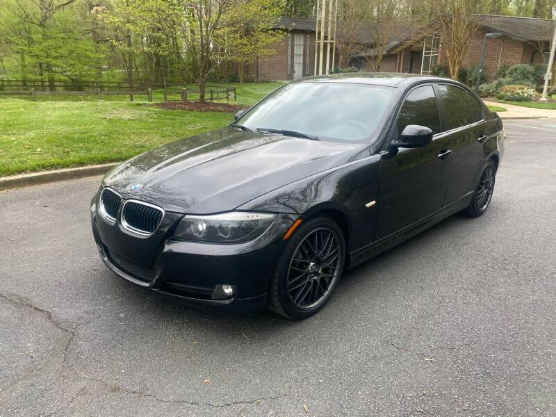 2010 BMW 3 Series for sale at Bowie Motor Co in Bowie MD