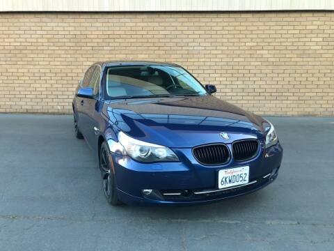 2010 BMW 5 Series for sale at MK Motors in Sacramento CA
