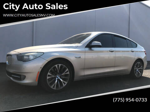 2010 BMW 5 Series for sale at City Auto Sales in Sparks NV