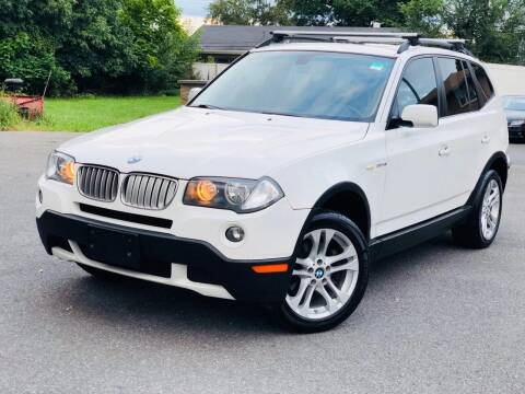 2007 BMW X3 for sale at Y&H Auto Planet in West Sand Lake NY