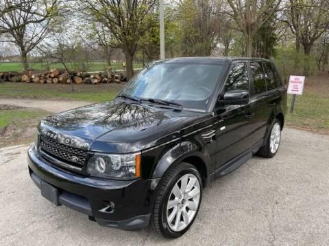 2013 Land Rover Range Rover Sport for sale at L & L Auto Sales in Chicago IL