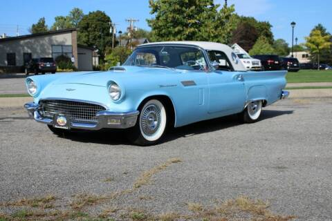 1957 Ford Thunderbird for sale at Great Lakes Classic Cars in Hilton NY