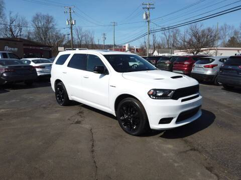 2020 Dodge Durango for sale at RS Motors in Falconer NY