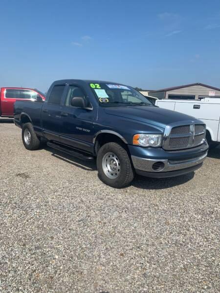 2002 Dodge Ram Pickup 1500 for sale at Drive in Leachville AR
