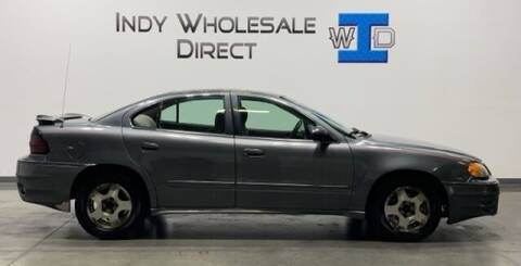 2005 Pontiac Grand Am for sale at Indy Wholesale Direct in Carmel IN