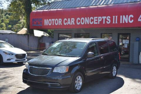 2013 Chrysler Town and Country for sale at Motor Car Concepts II - Apopka Location in Apopka FL