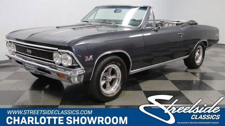 1966 Chevrolet Chevelle for sale in Concord, NC