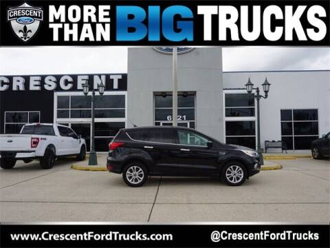2019 Ford Escape for sale at Crescent Ford in Harahan LA