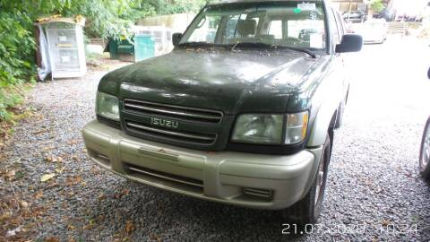 2000 Isuzu Trooper for sale at E-Motorworks in Roswell GA