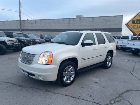 2011 GMC Yukon for sale at Orem Auto Outlet in Orem UT