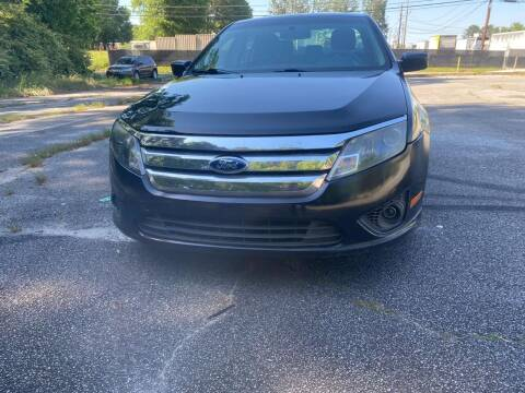 2012 Ford Fusion for sale at Affordable Dream Cars in Lake City GA