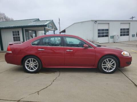 2013 Chevrolet Impala for sale at TOWN & COUNTRY MOTORS INC in Meriden KS