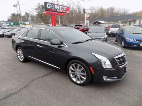 2016 Cadillac XTS for sale at Comet Auto Sales in Manchester NH