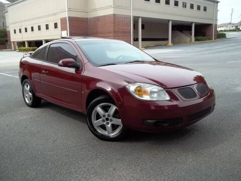 2008 Pontiac G5 for sale at CORTEZ AUTO SALES INC in Marietta GA