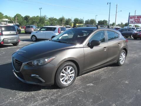 2014 Mazda MAZDA3 for sale at Blue Book Cars in Sanford FL